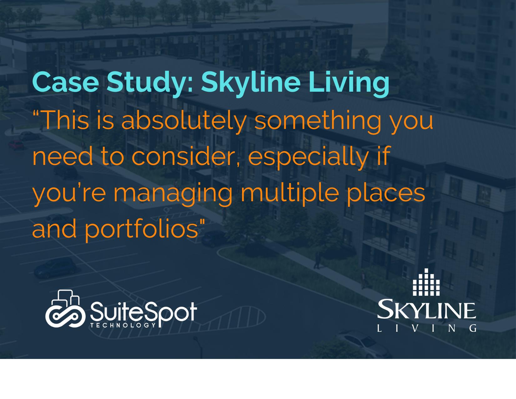 Case Study Skyline Livings Make- Ready and Maintenance Transformation