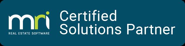 MRI Certification logo - colour