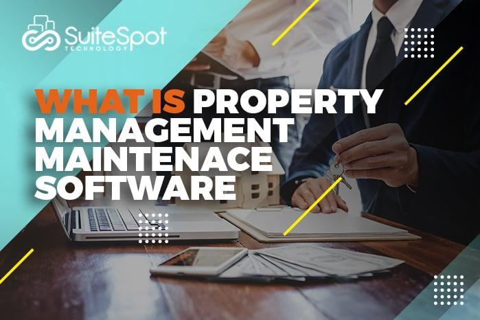Property Management Maintenance Header Image